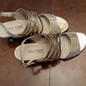 Dress shoes to go with Badgley party dress